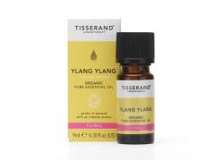 Ylang Ylang Organic - Olejek z kwiatów Cananga (9 ml)