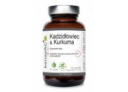 Kurkuma BCM-95® i Kadzidłowiec (90 kaps.)