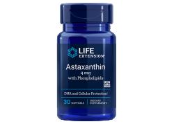 Astaksantyna 4 mg i Fosfolipidy (30 kaps.)