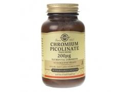 Chromium Picolinate 200 mcg (90 kaps.)