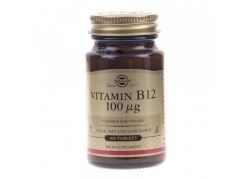 Vitamin B12 100 mcg (100 tabl.)