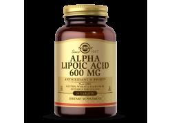Alpha Lipoic Acid 600 mg (50 tabl.)
