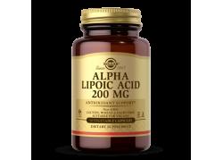 Alpha Lipoic Acid 200 mg (50 tabl.)