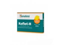 Koflet-H, cytrynowy (12 tabl.)
