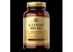 L-Lysine HCL 500 mg (50 kaps.)