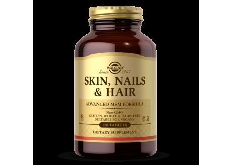 Skin, Hair, Nails Formula - Włosy, Skóra, Paznokcie (120 tabl.)