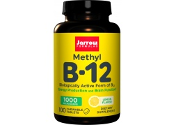 Methyl B12 1000 mcg (100 tabl.)