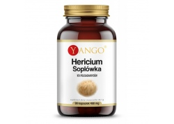 Hericium - ekstrakt 10% polisacharydów (90 kaps.)