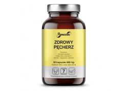 Zdrowy Pęcherz - Dzika róża + Żurawina + Mniszek + Karczoch + Traganek + Mumio (50 kaps.)