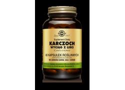 Artichoke Leaf Extract - Karczoch wyciąg z liści (60 kaps.)