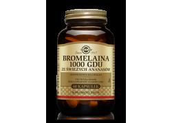 Bromelaina 1000 GDU (60 kaps.)