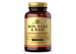 Skin, Hair, Nails Formula - Włosy, Skóra, Paznokcie (60 tabl.)