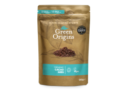 Organic Cacao Nibs (90 g)