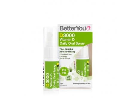 DLUX 3000 Witamina D w sprayu (15 ml)