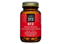 B12 Methylcobalamin 5'-Deoxyadenosylocobalamin (60 tabl.)