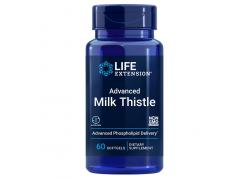 European Milk Thistle - Ostropest Plamisty (60 kaps.)