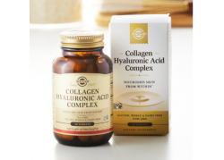 Collagen Hyaluronic Acid Complex (30 tabl.)