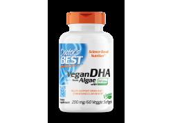 Vegan DHA from Algae (60 kaps.)