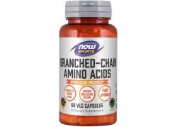 Branched Chain Amino Acids (BCAA) - Aminokwasy rozgałęzione (60 kaps.)