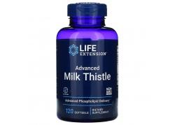 Advanced Milk Thistle - Ostropest Plamisty (120 kaps.)
