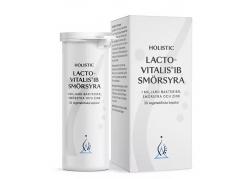 LactoVitalis IB Smorsyra - Kwas masłowy Probiotyk  (30 kaps.)