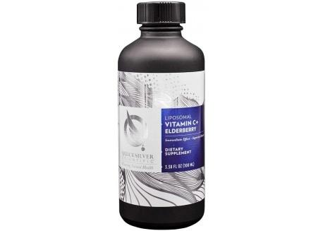 Liposomal Vitamin C + Elderberry (100 ml)