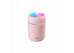 Nawilżacz powietrza - dyfuzor do olejków - USB szary (2 W)