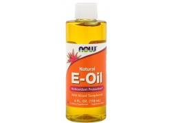 E-Oil - Naturalna Witamina E z mieszanką Tokoferoli (118 ml)