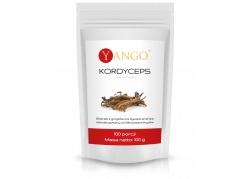 Kordyceps (Cordyceps) - ekstrakt 10% polisacharydów (100 g)