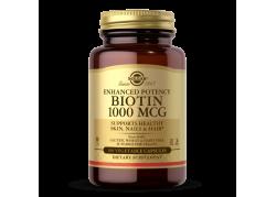 Biotin 1000 mcg (100 kaps.)