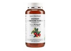 Acerola ekstrakt (300 kaps.)
