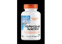 ALA - kwas alfa liponowy 300 mg (180 kaps.)