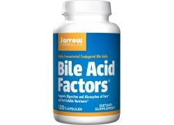 Bile Acid Factors - Kwasy Żółciowe (120 kaps.)
