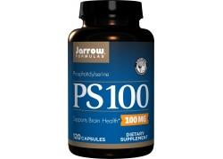 PS100 - Fosfatydyloseryna 100 mg (120 kaps.)