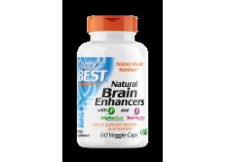 Natural Brain Enhancers (60 kaps.)