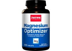 Jabłczan Magnezu + B6 - Magnesium Optimizer (200 tabl.)