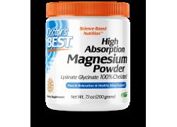 High Absorption Magnesium Powder - Magnez (200 g)