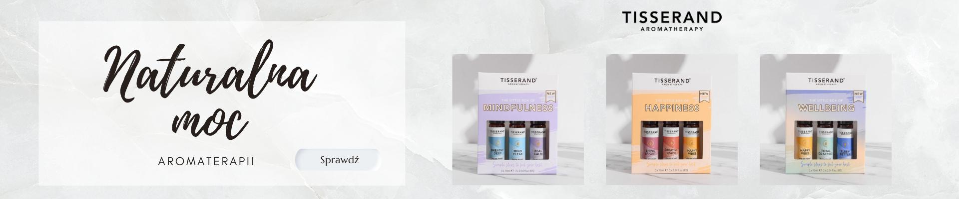 Nowości od marki Tisserand. Nowe formy aromaterapii!